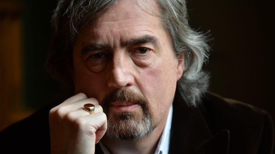 Vítěz ceny Costa v kategorii pro nejlepší román Sebastian Barry se narodil roku 1955 v Dublinu.
