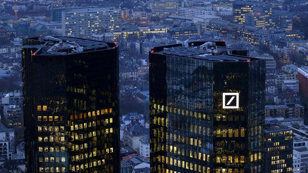 Deutsche Bank dostala v USA pokutu - Ilustrační foto.