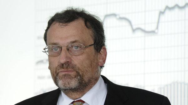 Současný generální ředitel ČTK Jiří Majstr