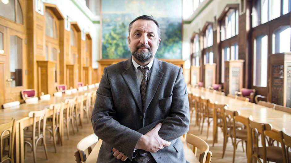 Ján Štuller, zmocněnec ČR pro jadernou energetiku