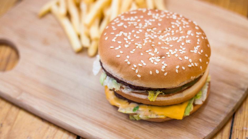 Hamburger, BigMac, McDonald's, fastfood