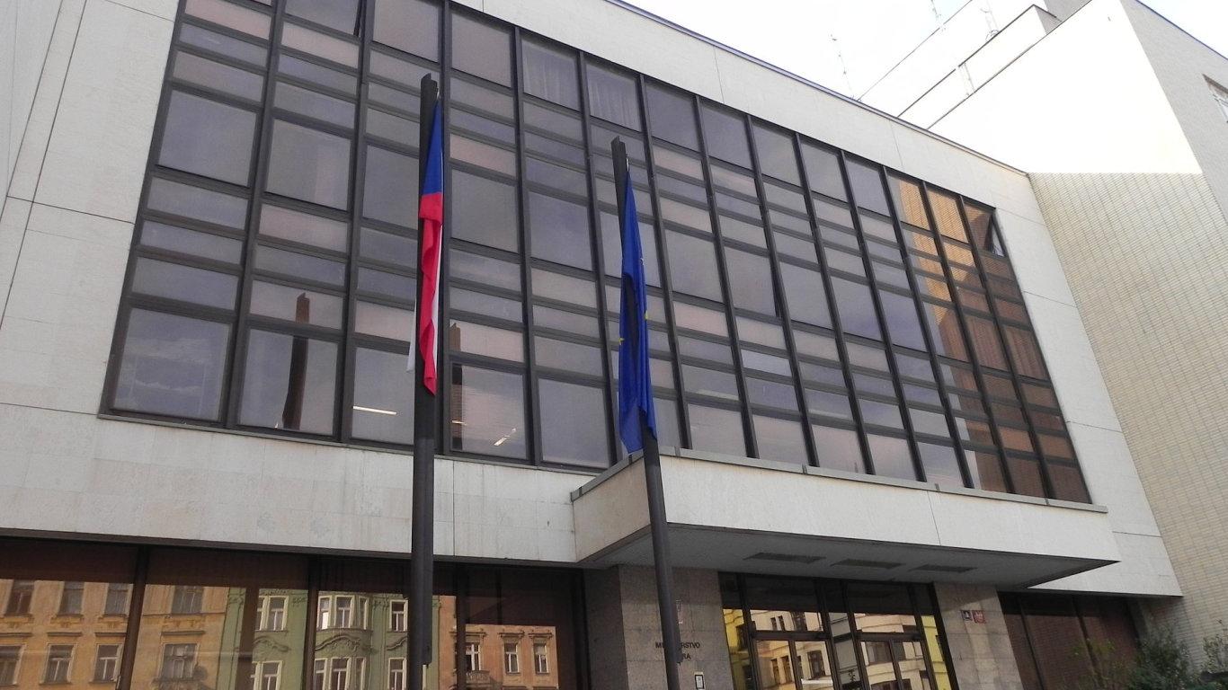 Ministerstvo vnitra - Ilustrační foto.