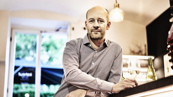 Martin Procházka, lektor Vinařského institutu.