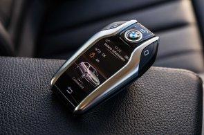 Klíčky od auta jsou zastaralé, tvrdí šéf prodeje BMW. Chce se jich zbavit a plně je nahradit mobilem