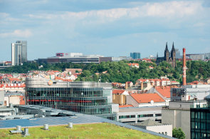 Developer UBM Bohemia Development se po deseti letech vrací na pražský Anděl - Ilustrační foto.