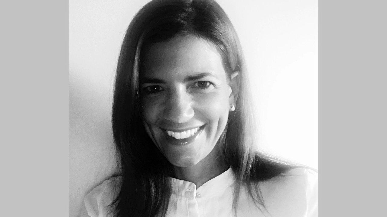 Lenka Bogrová, marketingová ředitelka sklárny Moser