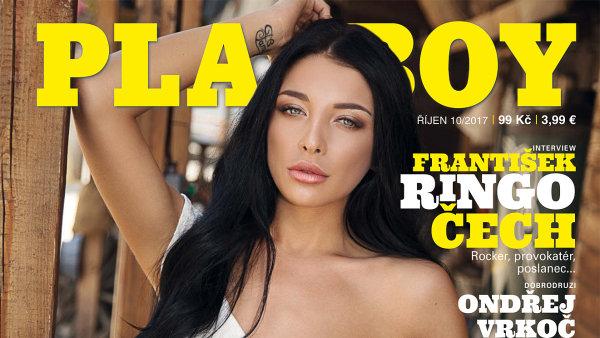 Playboy, říjen 2017