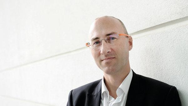 Michal Brejcha, nový finanční ředitel vydavatelství Economia.