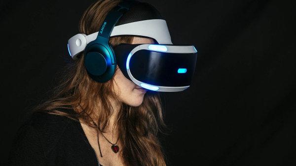 Virtuální realita pomáhá například při rychlejší léčbě fobií – Ilustrační foto.