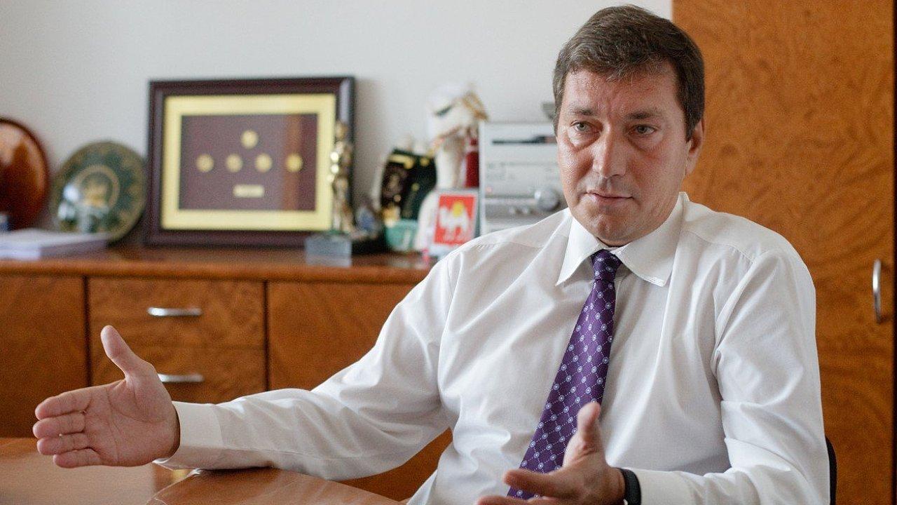 Kandidátem Andreje Babiše na ministra průmyslu je Tomáš Hüner.