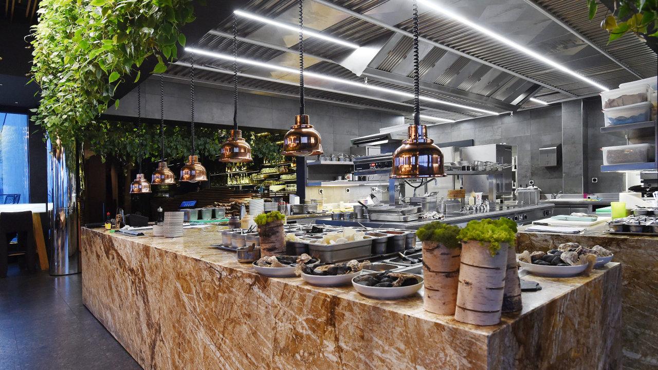 Vítězem dvanáctého ročníku ankety Maurerův výběr Grand Restaurant se 30. listopadu stala olomoucká restaurace Entrée (na snímku) s šéfkuchařem Přemkem Forejtem.