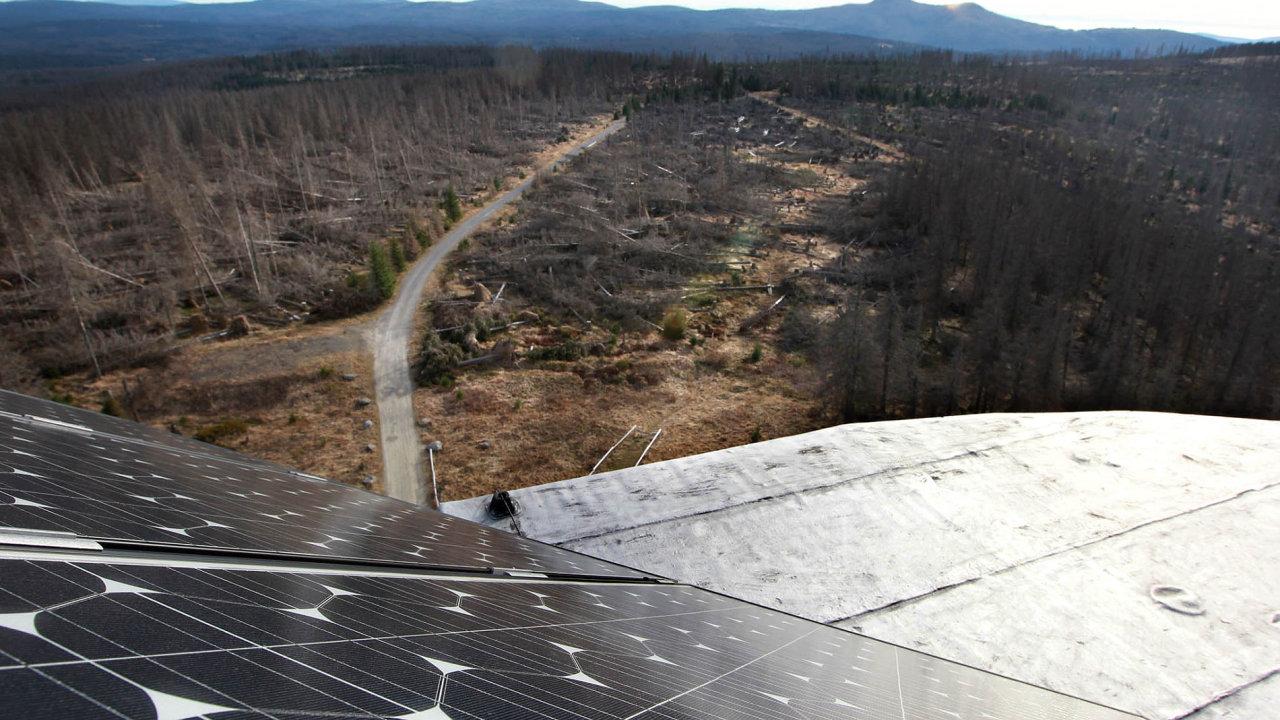 Ministerstvo průmyslu zkoumá zisky solárních elektráren (ilustrační foto).