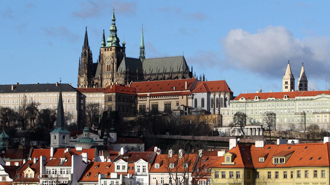 Z počítačů připojených do sítě Správy Pražského hradu unikla data do zahraničí.