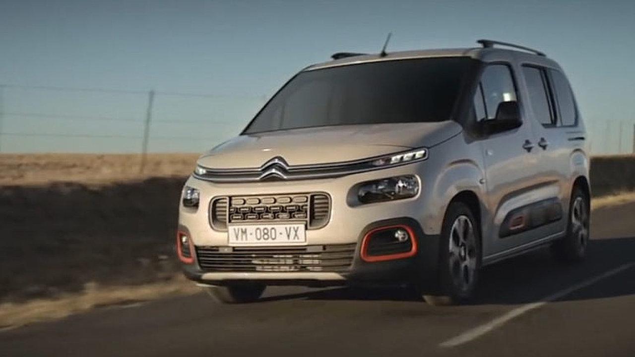 Nový Citroën Berlingo přijíždí. Stane se populární jako předchůdce?