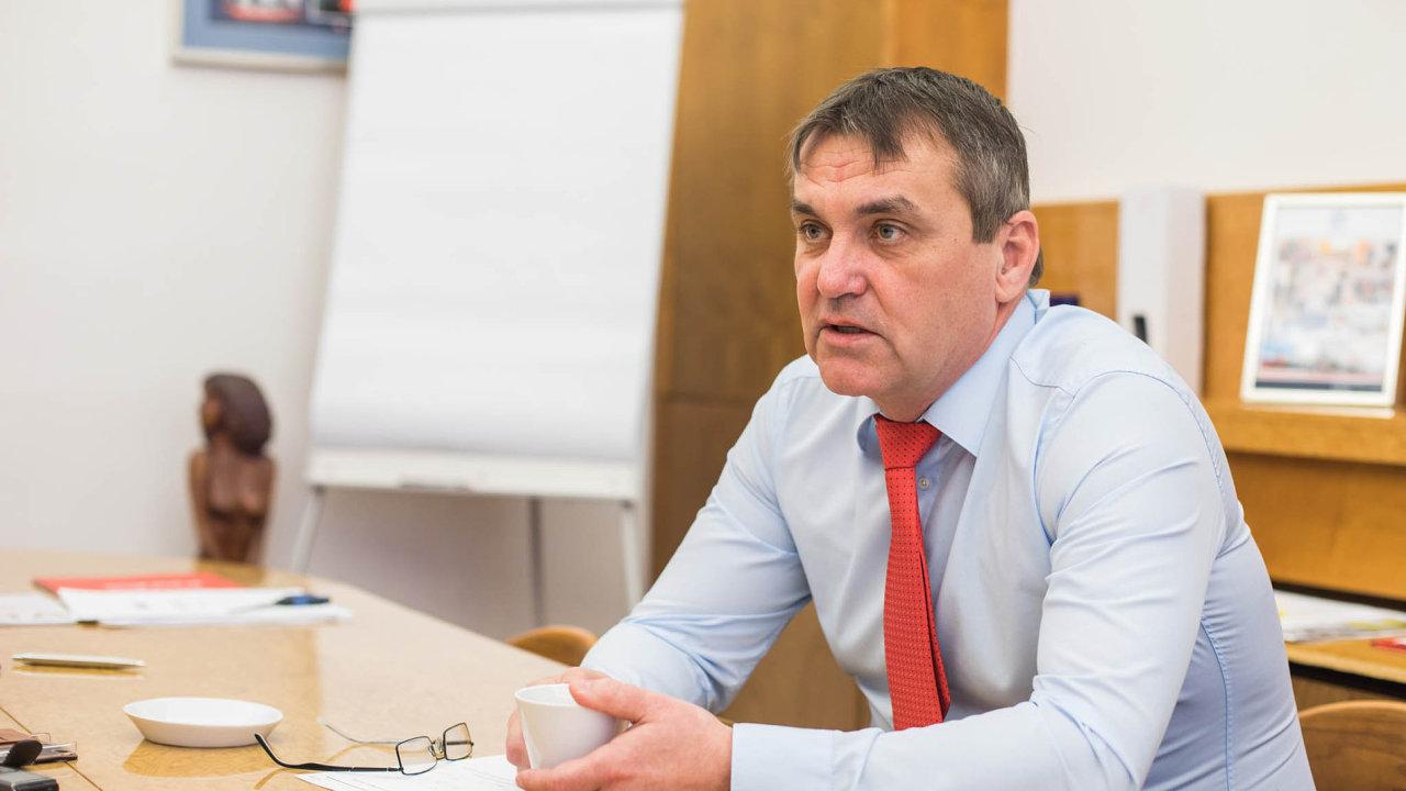 Bývalý primátor Brna Petr Vokřál se do hnutí ANO, jehož byl místopředsedou, vracet nehodlá.