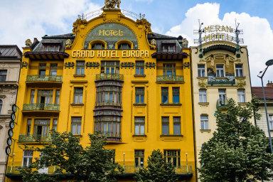 Nyní má Praha kolem 38 tisíc hotelových pokojů a v horizontu tří let by jich měla přibýt jen asi jedna tisícovka. Jedním z nově otevřených hotelů bude Evropa na Václavském náměstí.