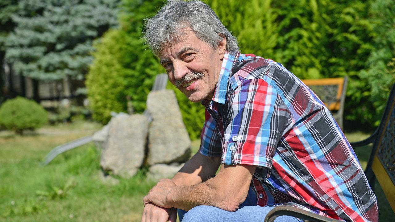 Psycholog: PhDr. Karel Hlavatý