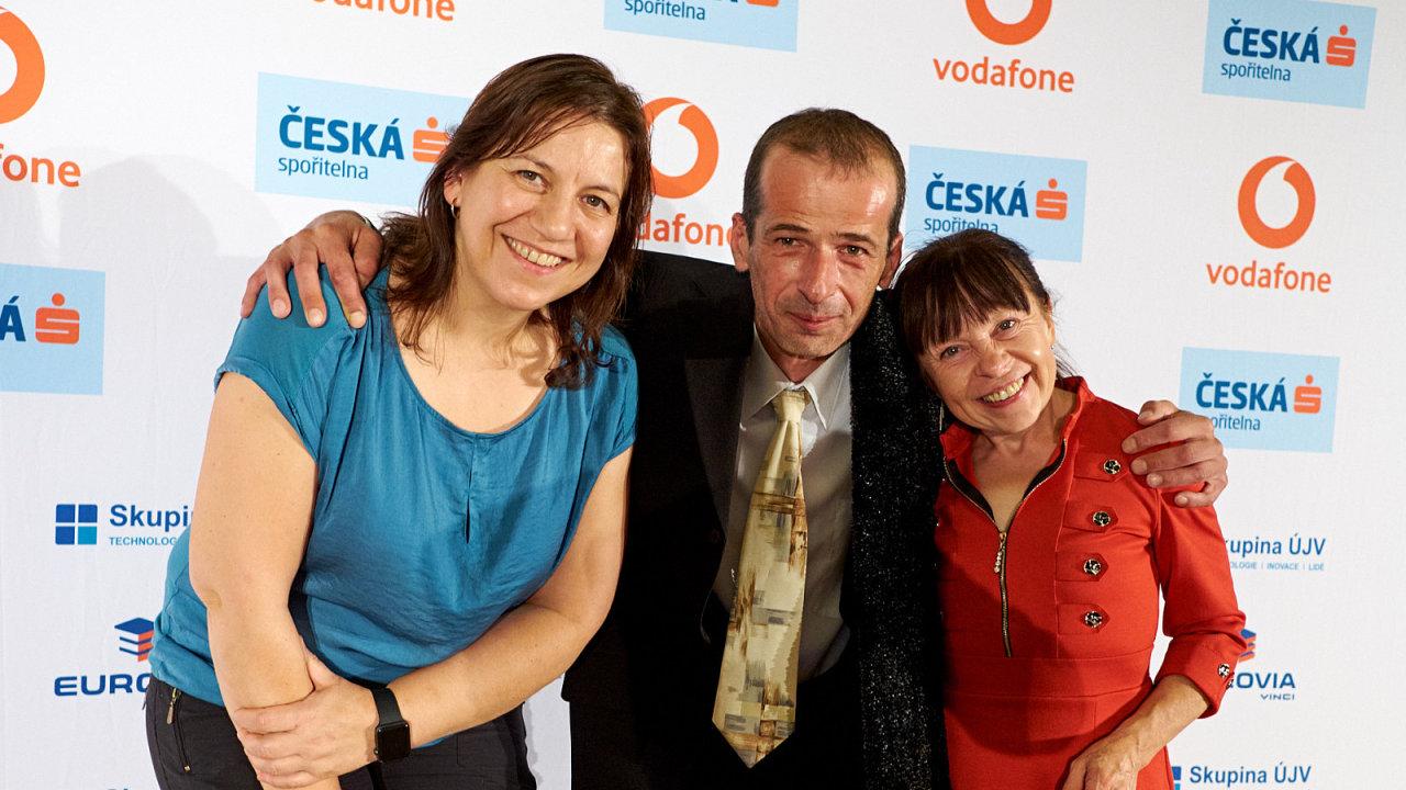Živnostníci Jana Novotná (Slatiňany), Josef Fidler a Jana Novotná (Ústí nad Orlicí).