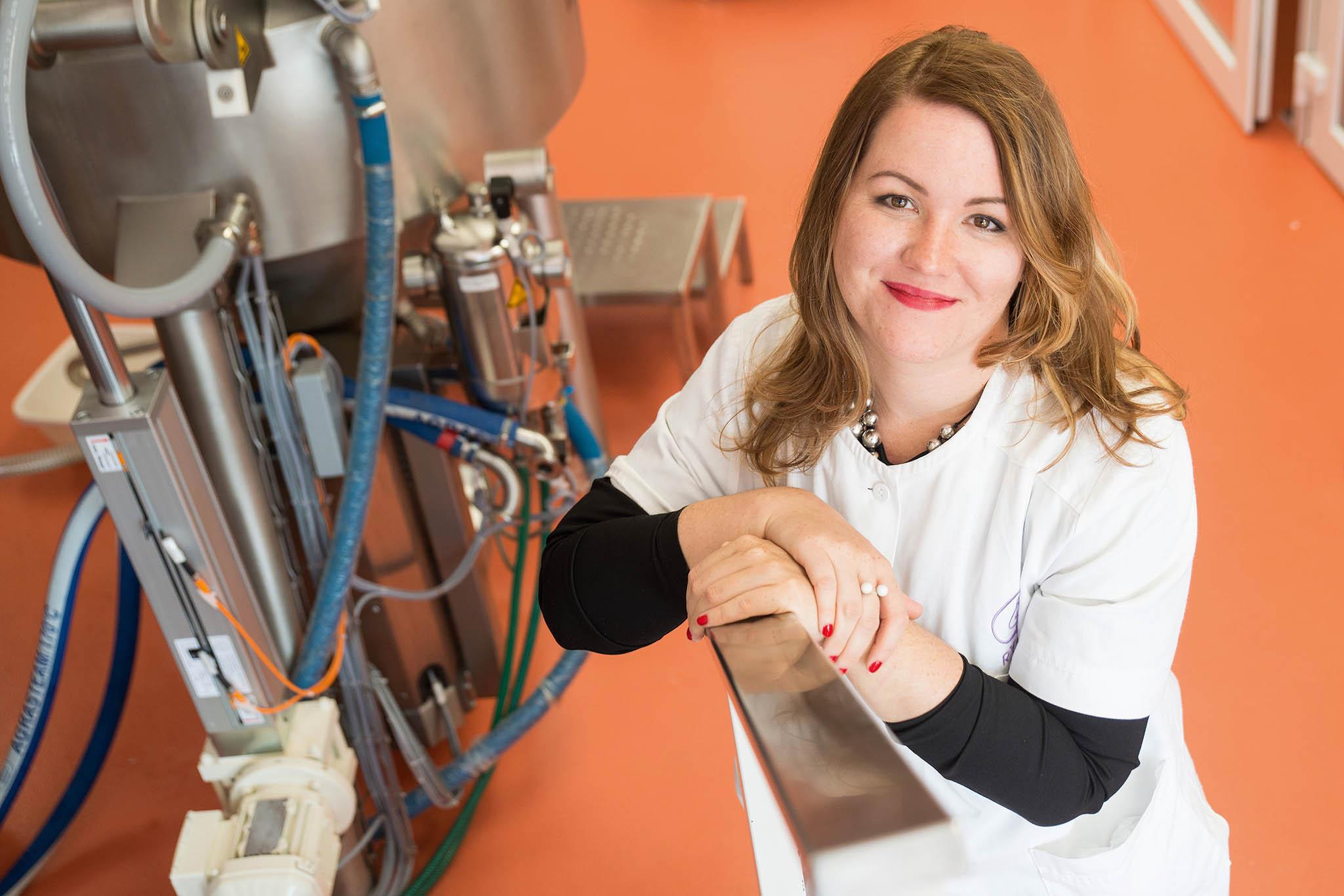 Jana Štěpánková, kosmetická firma Ryor