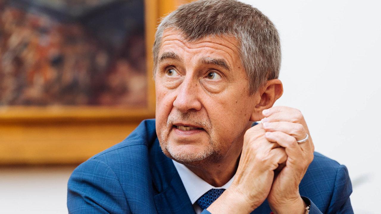 Andrej Babiš ztratil zhruba polovinu svých původních voličů v Praze mimo jiné sliby o vyšších sociálních výdajích.