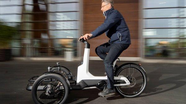 Elektrokolo Cargo e-Bike bude Volkswagen Užitkové vozy vyrábět ve svém hannoverském závodu.