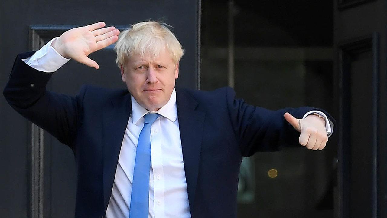 Velký propagátor brexitu, bývalý starosta Londýnaaministr zahraničí Boris Johnson, seminulý týden stal novým britským premiérem.