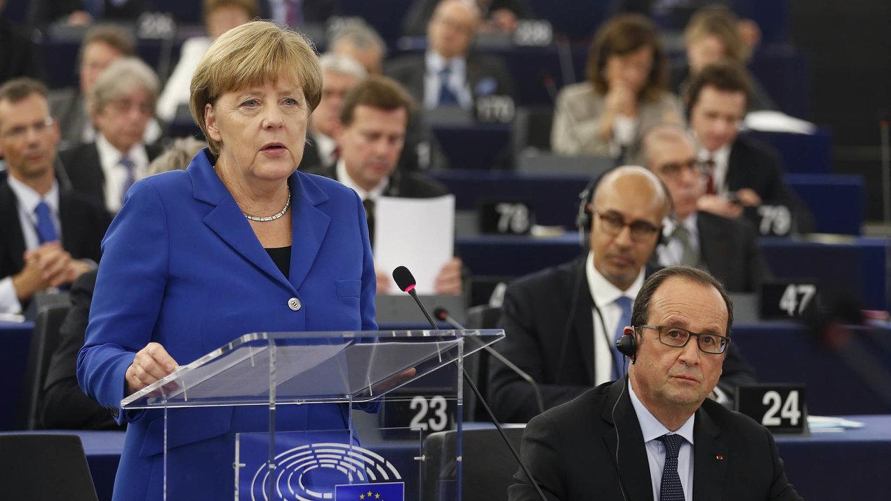 Slavná věta současnosti. Německá kancléřka Angela Merkelová se vryla do paměti i díky slovům, jak země zvládnepříliv migrantů.
