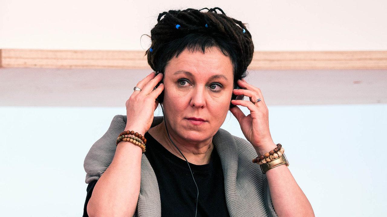 Nobelovu cenu za literaturu za rok 2019 získala polská spisovatelka Olga Tokarczuková.