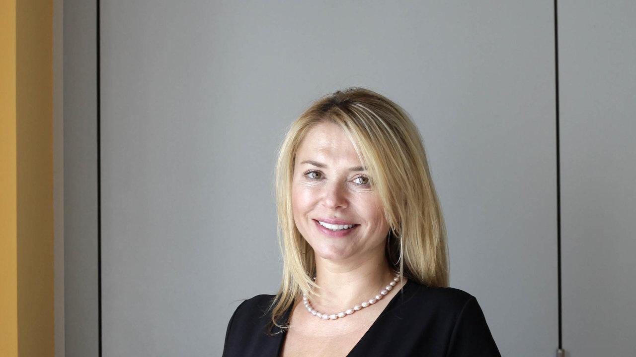 Narozeniny ve čtvrtek 14. listopadu oslaví Hana Blovská ze společnosti Conseq Investment Management.
