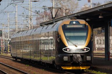 Leo Express jezdí na tratích Ústí nad Orlicí - Mlýnický Dvůr a Dolní Lipka - Hanušovice od 15. prosince.
