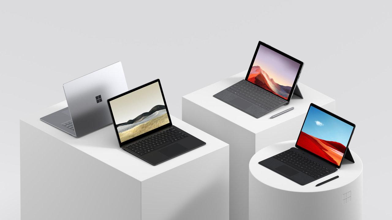 Počítače Microsoft Surface se mění a obejdou se i bez Intelu.
