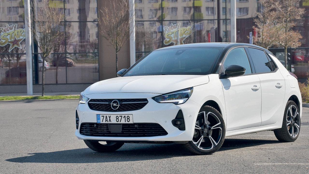 Opel Corsa 1.2 Turbo GS Line