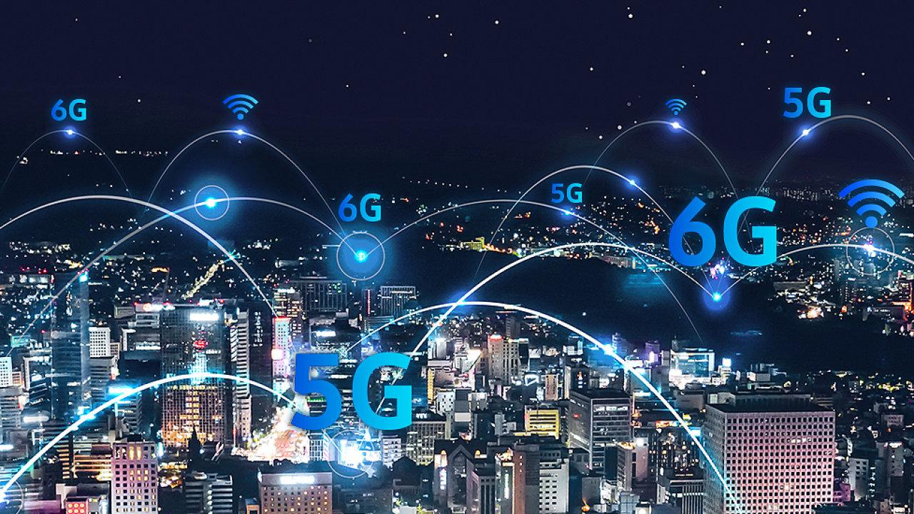 Samsung věří, že sítě 6G přijdou už za osm let a budou úspornější a desetkrát rychlejší.