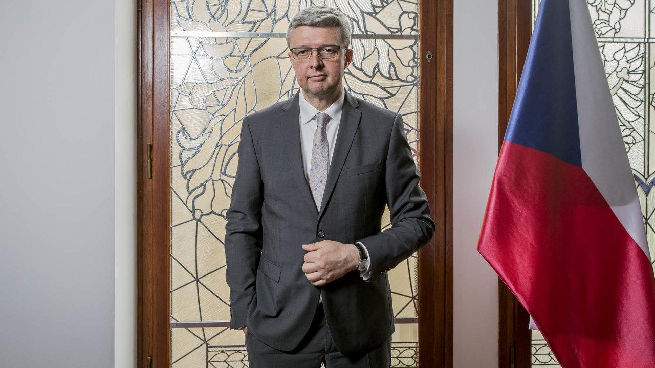 Dojakých oblastí návrh zasáhne ajakých produktů se bude týkat, to jednoznačně přísluší nám, tvrdí ministr průmyslu a dopravy Karel Havlíček.