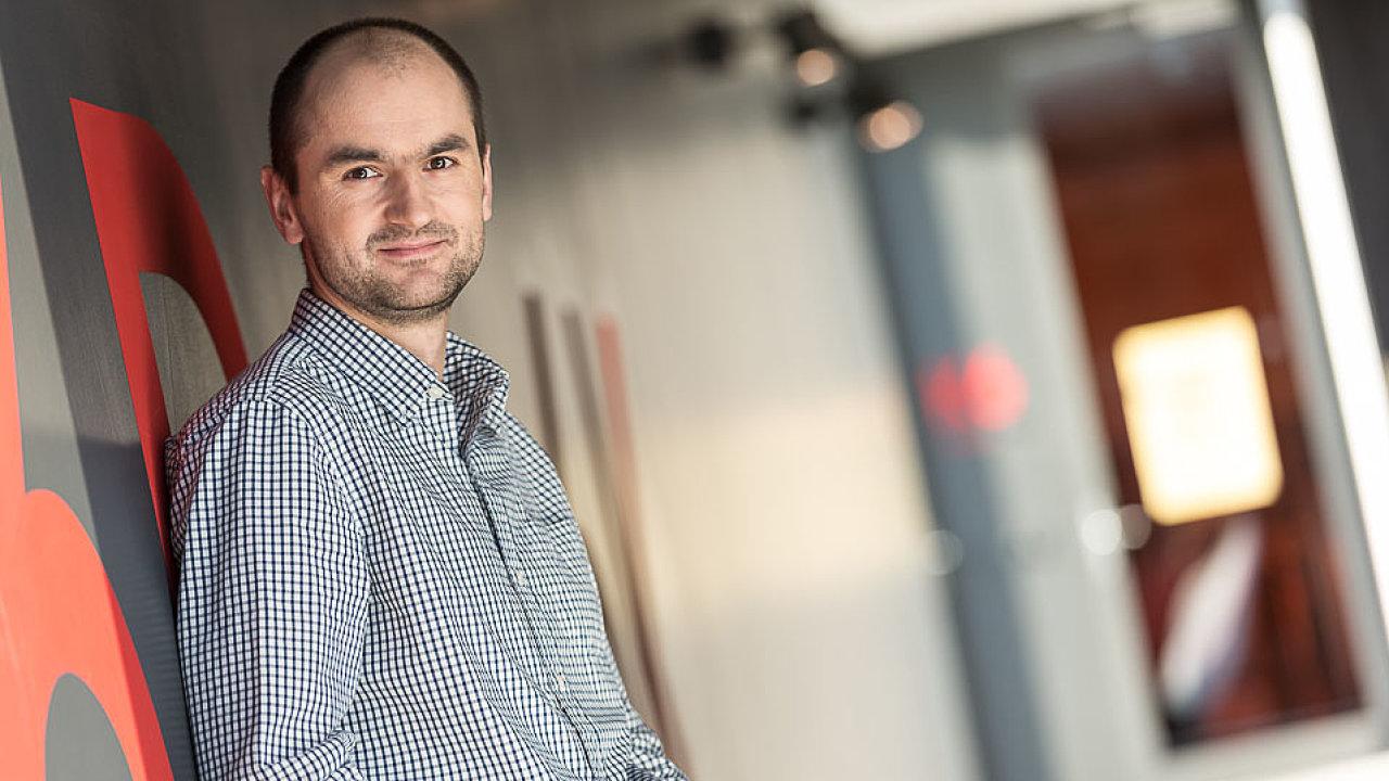 Pavel Zima, místopředseda představenstva Seznamu a dlouholetý šéf firmy.