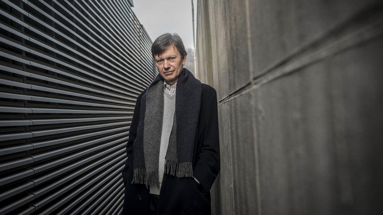 Dalibor Vavruška, bývalý hlavní stratég pro digitální transformaci vlondýnské Citigroup a zakladatel poradenské společnosti Digiteccs Associates.