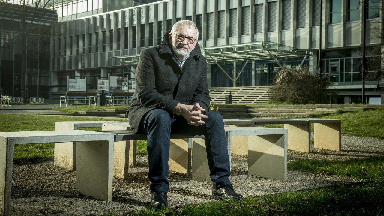Profesor Libor Grubhoffer