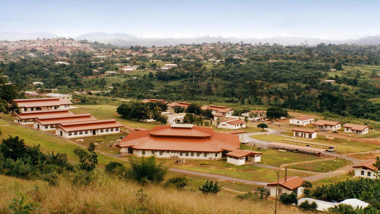 Jedna z poliklinik v Ghaně, jejíž stavbu společnost Vamed v minulosti realizovala.