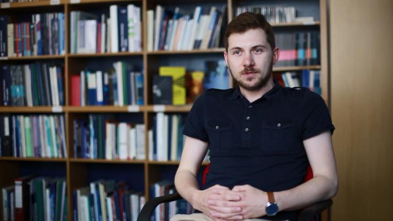 Petr Leyer, právník a ředitel české pobočky Transparency International