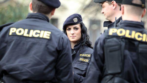 Policie - Ilustrační foto.