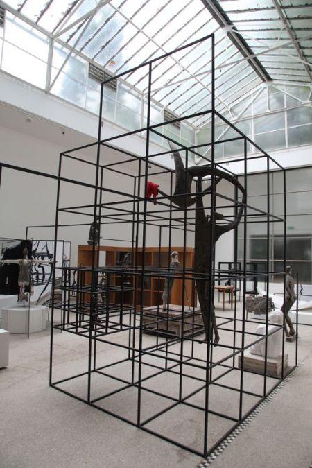 Dominik Lang: Instalace Spící město vystavená na letošním benátském Bienále