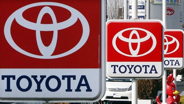 Automobilka Toyota údajně jedná o partnerství s konkurenční Suzuki - Ilustrační foto.