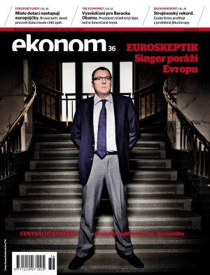 Týdeník Ekonom - č. 36/2012