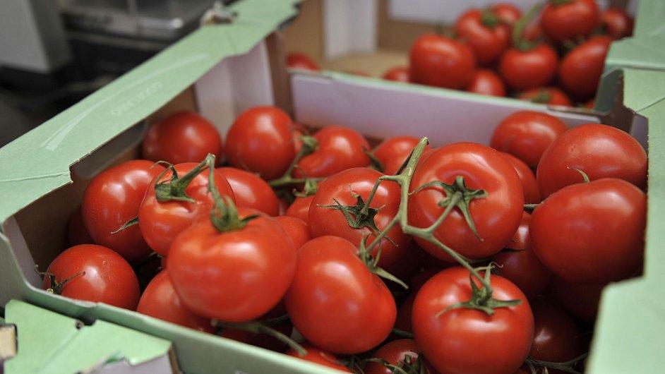 Ze čtyř stovek pochybení při prodeji zeleniny, které vloni řešila potravinářská inspekce, jich nejvíce připadá na prodej rajčat.