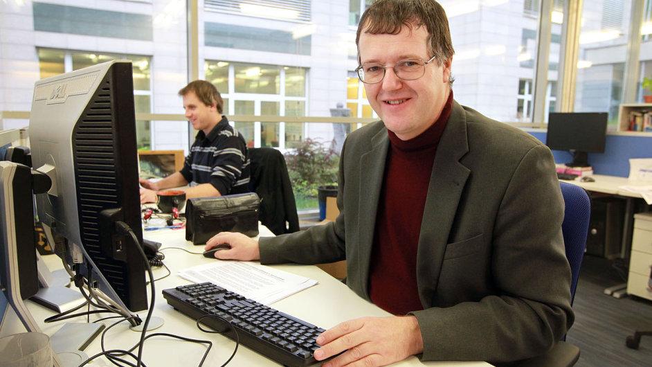 Ekonom Petr Zahradník