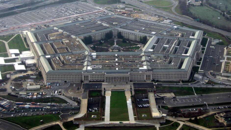 Americký Pentagon