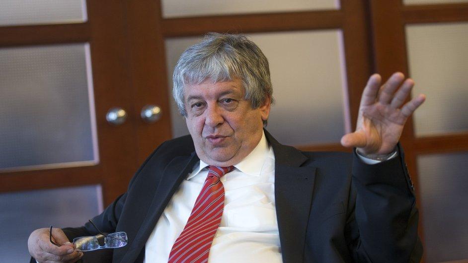 Milan Teplý, předseda představenstva Madety