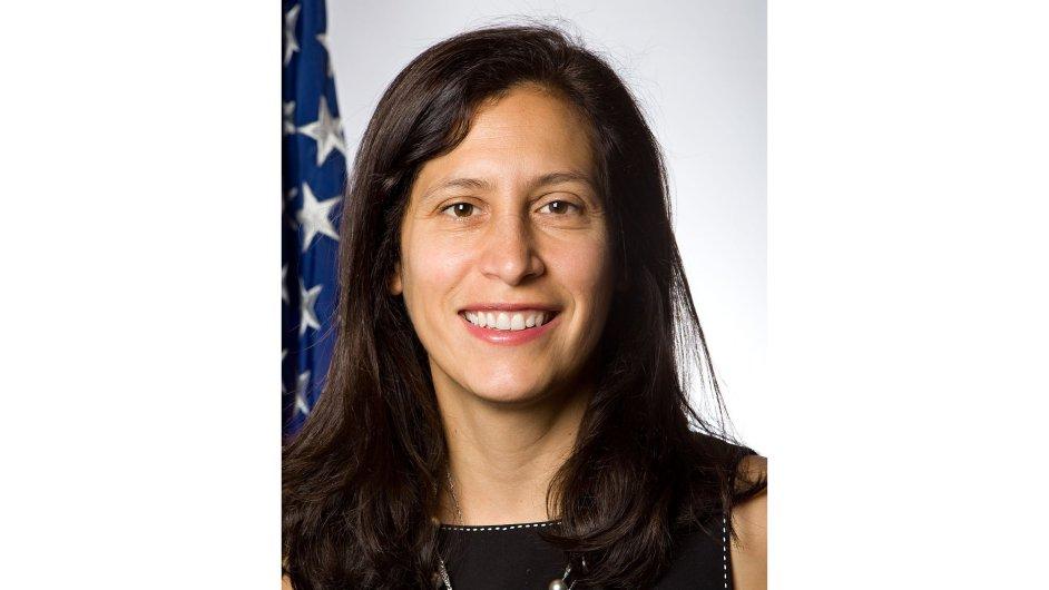 Victoria Espinelová, prezidentka a CEO protipirátské organizace BSA.