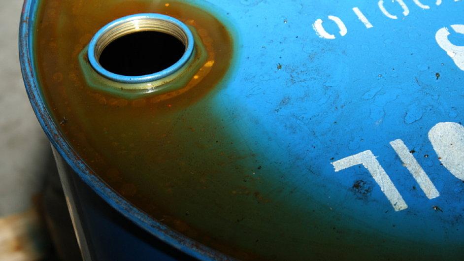 Barel ropy – Ilustrační foto.