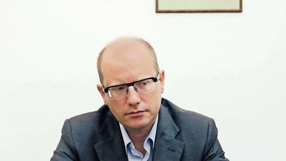 Možný budoucí premiér Bohuslav Sobotka